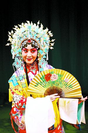 京剧:200年历史孕育中国国粹 四大行当行行精彩