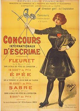 夏奥会回顾之1900年巴黎:支离破碎的比赛