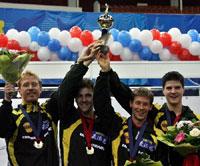 乒球欧锦赛波尔1胜1负德国险胜夺冠荷兰赢女团冠军