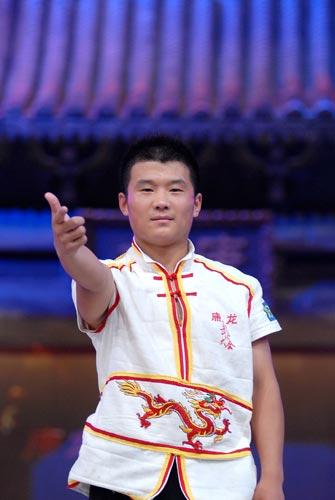 武林大会2008年度人物评选候选人:红拳翟磊