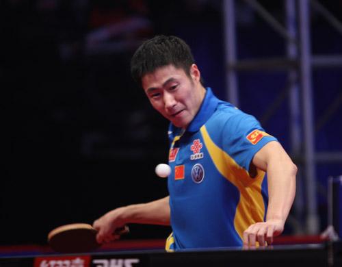 国际乒联:王励勤虽败仍有收获状态与信心同时提升