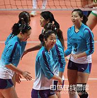 女排联赛天津3比1赛季首胜上海决赛津沪暂成平手