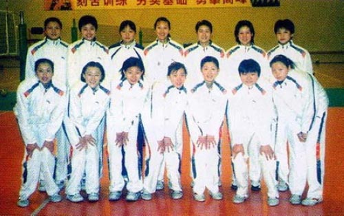 上海女排7年历程回顾姑娘们眼中铁腕究竟什么样