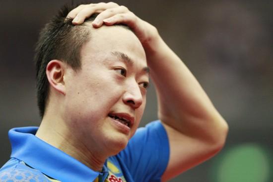 马琳松平打出经典之作日本小虎队速崛起直追国乒