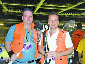 媒体苏迪曼杯跨国组合夺冠冠军奖金捐给四川灾区