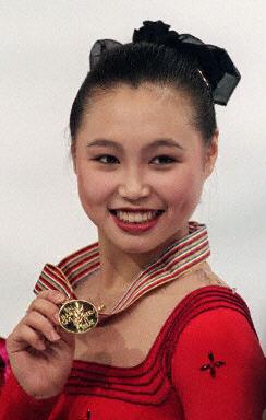 恒源祥最具影响力的新中国体育人物 候选人陈露 NIKE新浪竞技