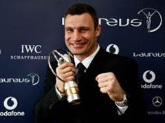 乌克兰拳王获得劳伦斯最佳复出奖退役四年重夺冠军