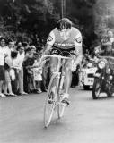 1966年普利德尔为赛段冠军努力