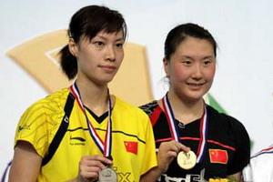 世锦赛-谢杏芳难破冠军荒卢兰首获女单世界冠军