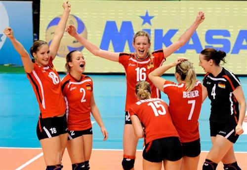 中国女排06世锦赛失利一幕重现欧洲二流再扮杀手