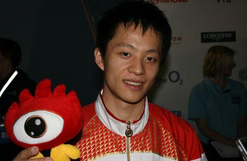 张宏涛:我的鞍马已能独挡一面和肖钦有何不同之处