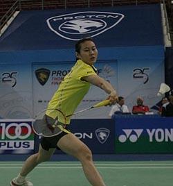 尤杯-王仪涵领衔6金花首秀均完胜中国5-0赢首胜
