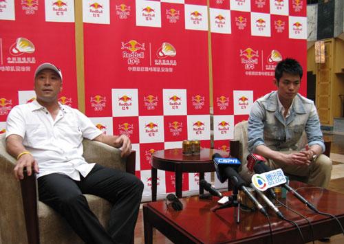 李永波建议满贯赛标准更精确林丹继续向韩国站说不
