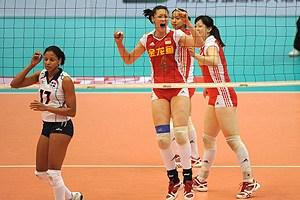 精英赛中国女排3-0多米尼加成功复仇赢得开门红