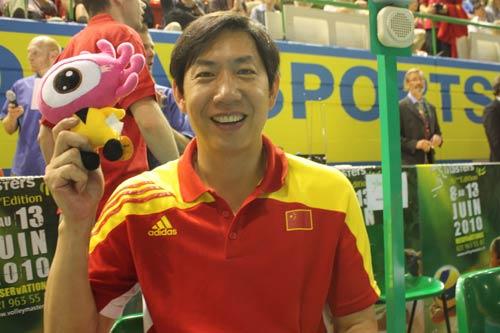 新浪对话王宝泉:瑞士赛打80分女排进步最大是谁