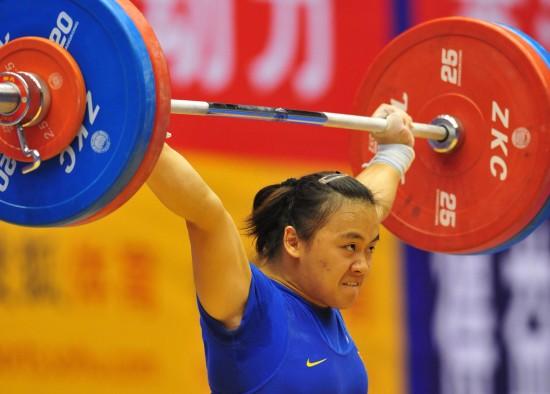 苏州女举禁赛队员乃11运冠亚军教练为陈艳青恩师