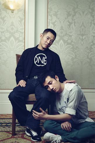 李连杰:我是典型中国式父亲拍电影只是业余爱好