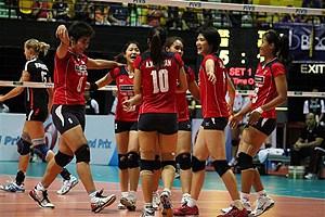 女排大奖赛泰国3-1力克德国亚洲冠军获香港站季军