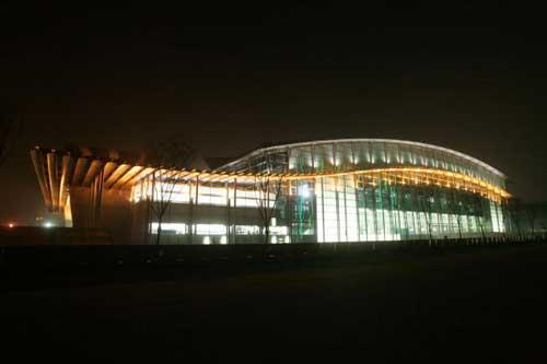 2010年首届武搏会场馆介绍--国家体育馆