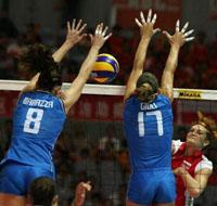 女排总决赛意大利3-1胜波兰第4局5-12落后奇迹逆转