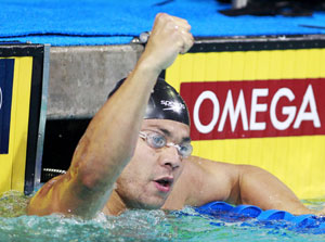 短池世界杯巴西队豪取16冠蒋宇辉自由泳摘两项第三