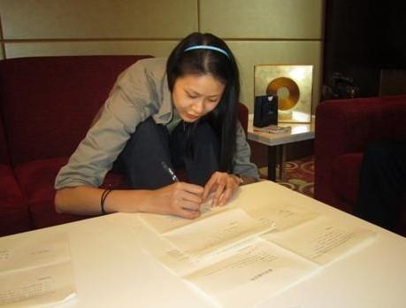 赵蕊蕊原创小说即将面世动漫题材已与出版社签约