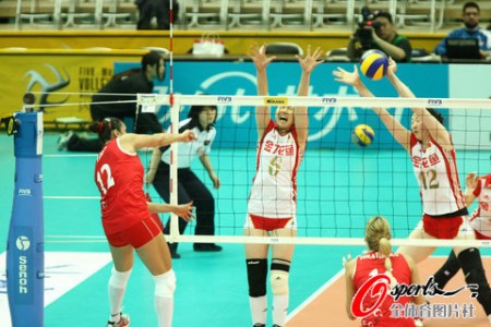 中国女排创世锦赛尴尬纪录4强梦想不灭或低谷反弹