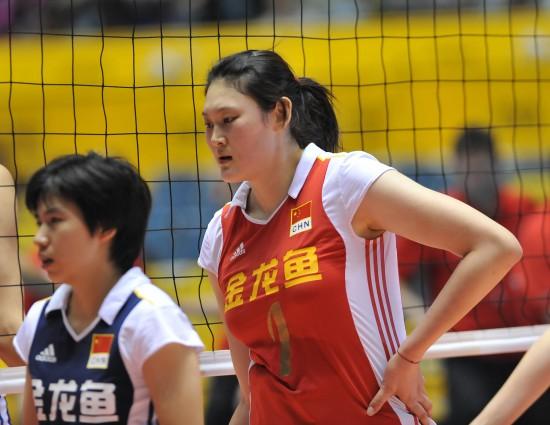 中国女排期待反弹……