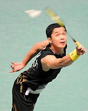 香港羽球赛-林丹轻松进8强风云晋级再战韩国宿敌