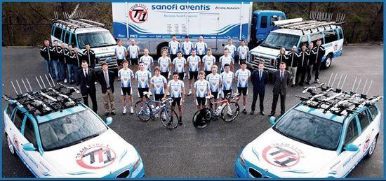 美国TT1车队