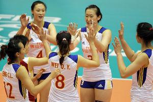 大奖赛中国女排锻炼新人为主3-1赢阿根廷获连胜