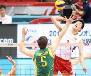 落选赛-中国男排0-3完败澳大利亚彻底无缘奥运会
