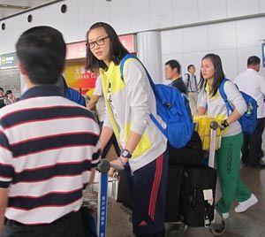 俞觉敏:中国女排在亚洲没掉队新帅一定要有魄力