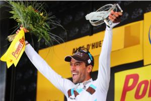 环法第18赛段法国车手首夺冠弗罗梅接近总冠军