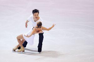 花滑奥运落选赛俄破世界纪录伊尔汗组合暂垫底