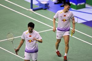 香港羽球赛-女单八强中国占四风云惜败止步次轮