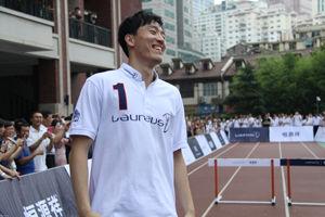 刘翔:很幸运能获得劳伦斯奖我可没有做教练潜质