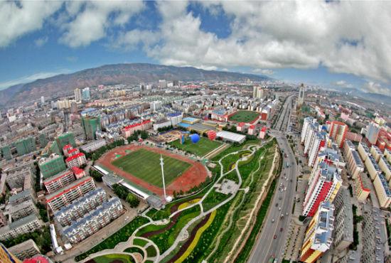 是青海省省会城市