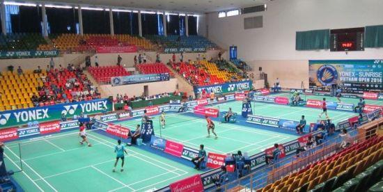 越南公开赛更换场馆继续进行