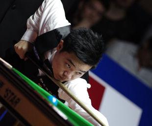 上海赛丁俊晖鏖战4小时晋级8强0-2落后5-3逆转