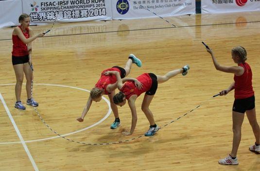 全国跳绳竞赛规则(2014年新版)培训班将在沪举
