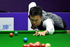 国锦赛傅家俊领中国4将进第二轮特鲁姆普6-5险胜