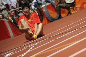 刘翔退役谈北京奥运:自我膨胀埋下伤病隐患