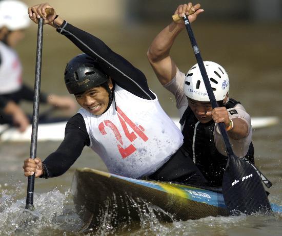 (体育战报)(3)皮划艇——全国秋季冠军赛快讯工体花样滑冰图片