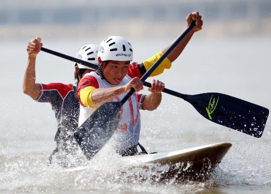 (赛况快讯)(1)皮划艇——个人秋季冠军赛体育漂流可以几全国图片