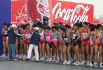 图文-厦门国际马拉松赛激战孙英杰摩拳擦掌复出战