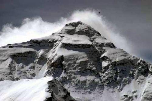 图文-雄伟壮丽的珠穆朗玛峰 多少人心驰神往的圣地