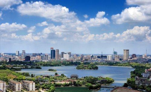 Jiaxing China  city photos gallery : 图文 奥运圣火浙江传递城市风光 嘉兴南湖迷人景 ...
