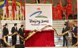 图文-北京奥运会筹办大事记 残疾人奥运会会徽发布
