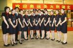 图文-武汉天河机场贵宾厅内景 一道美丽的风景线
